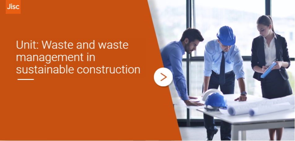 Waste and waste management in sustainable construction activity thumbnail