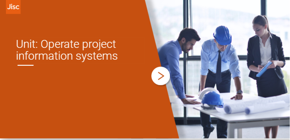 Operate project information systems in construction activity thumbnail